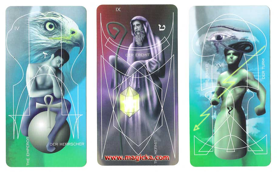 oracle lenormand tzigane