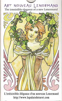 art nouveau lenormand