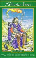 Le Tarot de la légende du Roi Arthur