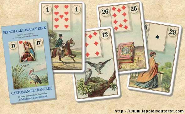 Oracle de la Cartomancie Francaisedutarot.com f2f2505cd9f5