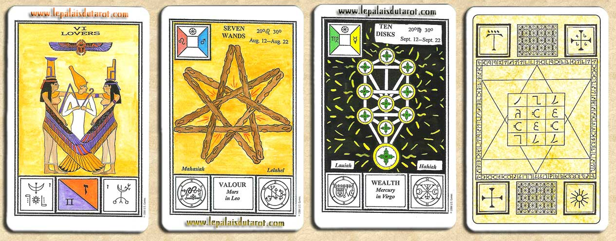 LE TAROT KABBALISTIQUE PDF DOWNLOAD