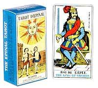 Tarot d'Épinal