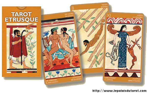 Tarot Etrusque