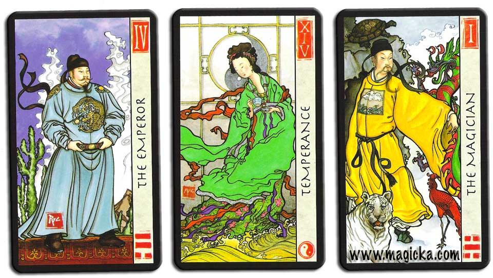 Feng Shui Livre Piece Fortune Cristaux Encens Bouddha Dragon