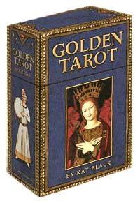 Le Tarot doré de Kat Black