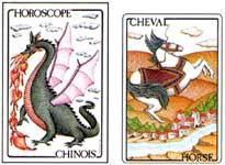 Horoscope Chinois tarot