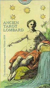 Ancien Tarot Lombard