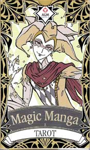 Tarot Magic Manga