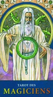 Tarot des Magiciens