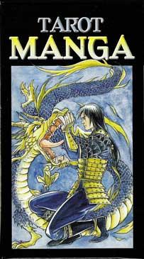 Tarot des Manga