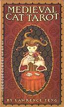 Le Tarot des Chats Médiévaux