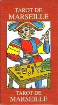 Mini Tarot de Marseille Universel