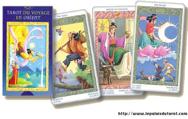 Le Tarot du Voyage en Orient