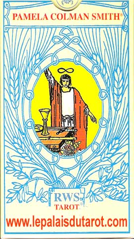 Pamela Colman Smith Tarot