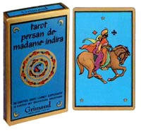 Le Tarot Persan de Madame Indira