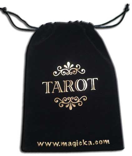 pochette pour tarot