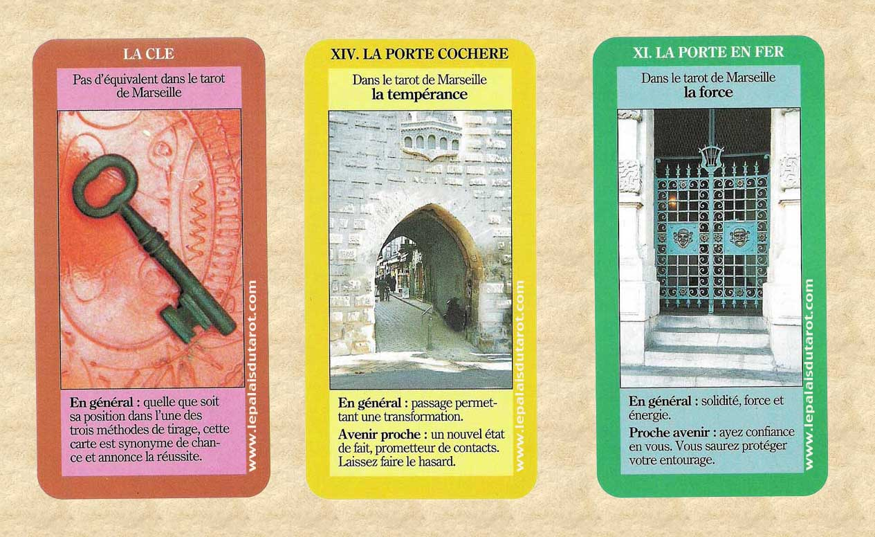 906a6a193d36e4 Le Tarot des Grandes Portes de l Avenir