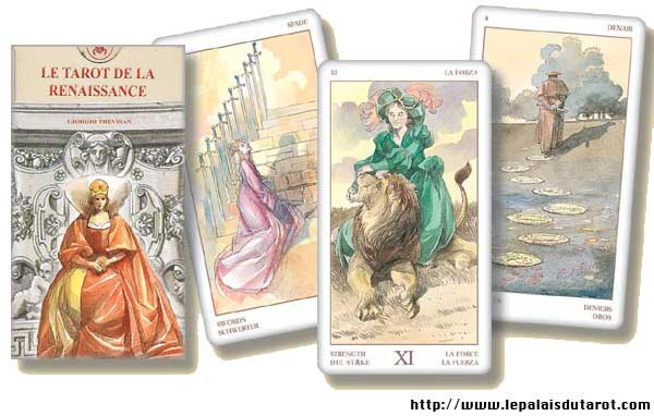 Tarot de la Renaissance jeu
