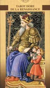 Tarot doré de la Renaissance