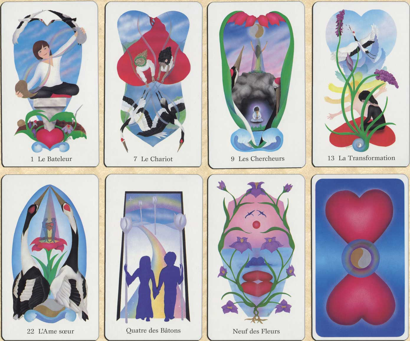 carte du tarot de l amour oracle b6c8c205eb89