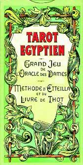 Le Tarot Egyptien Dusserre