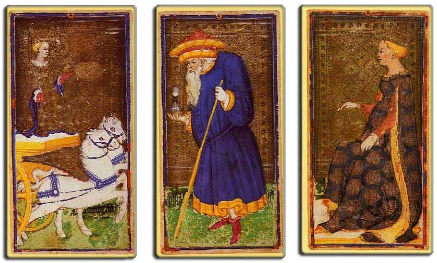 Visconti Sforza cartes