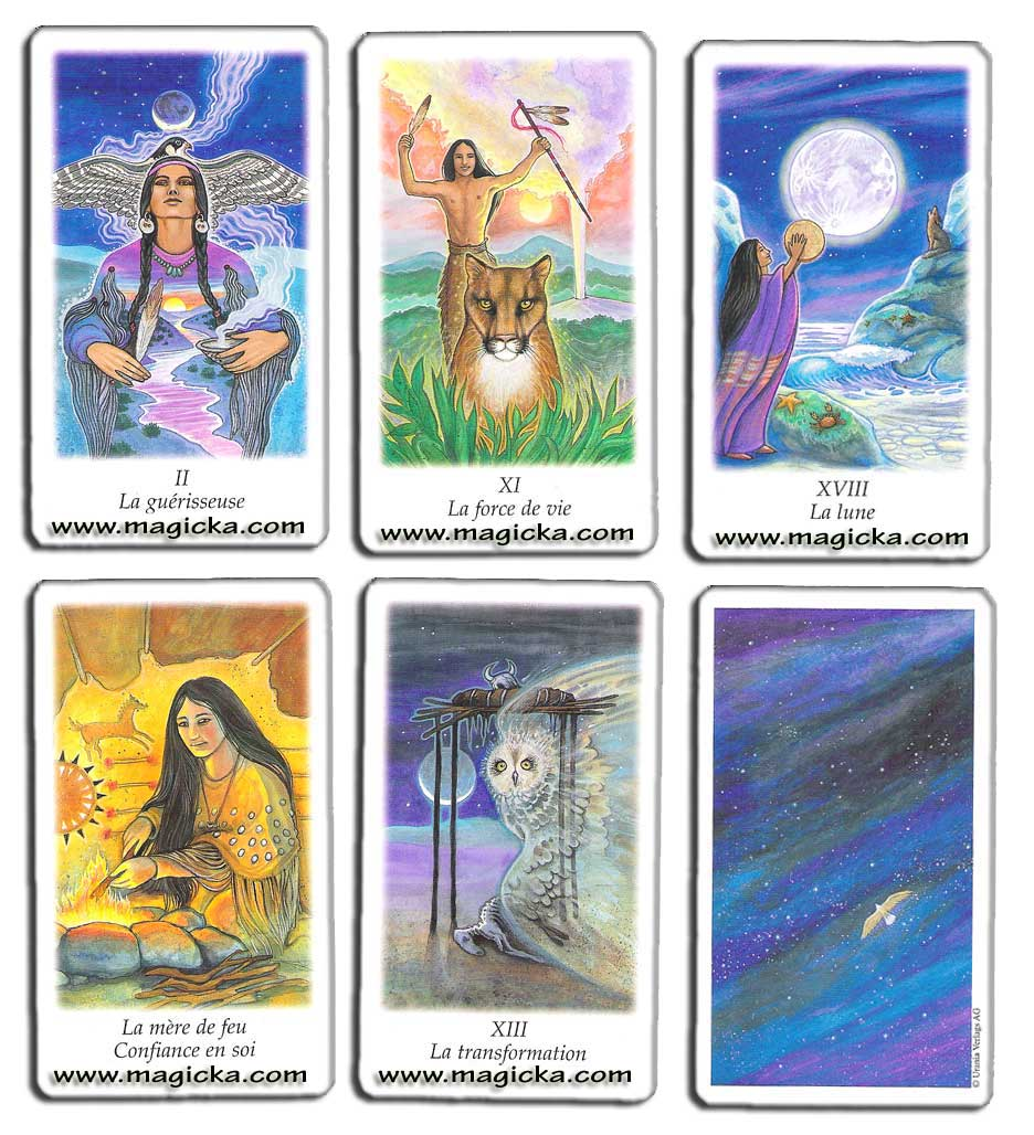 Tarot Vision Quest carte