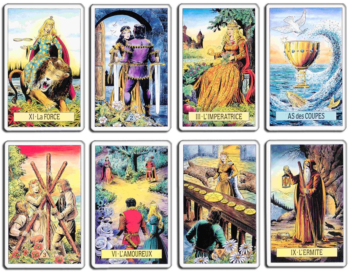 9aa4f9b635fe8e Voici un nouvel oracle de 51 cartes qui vous permettra de tout connaître sur  votre avenir avec une facilité déconcertante. En effet, le jeu de l Oracle  du ...