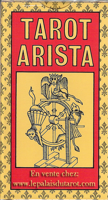 Tarot Arista de Grimaud et France Cartes