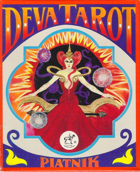 Tarot des Deva