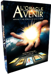 Oracle Avenir DVD coffret jeu de tarot