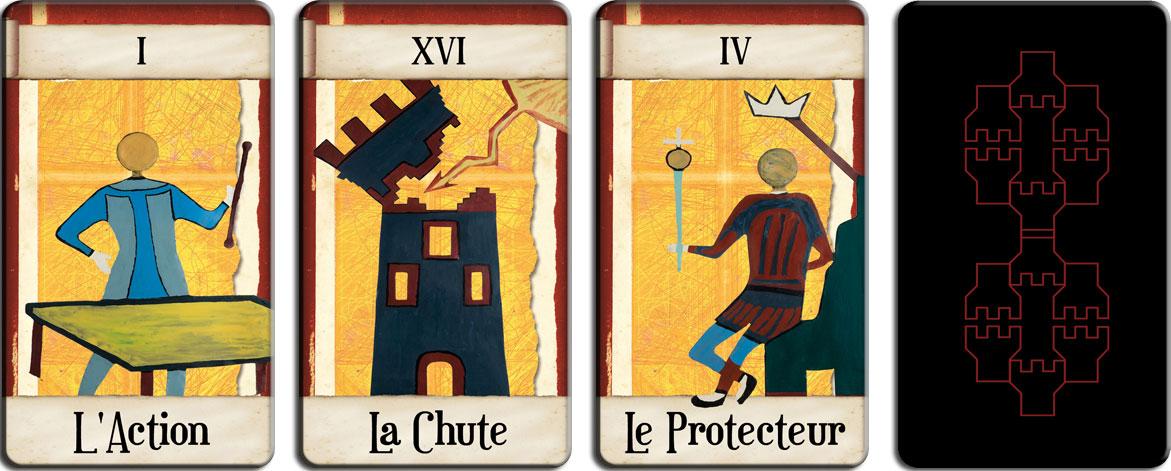 Tarot de Tours de Sylvain Badina
