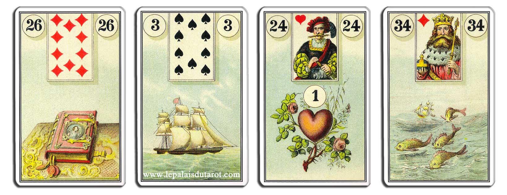 jeu carte lenormand gratuit 0eaac2736d56
