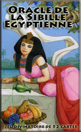 sybille égyptien