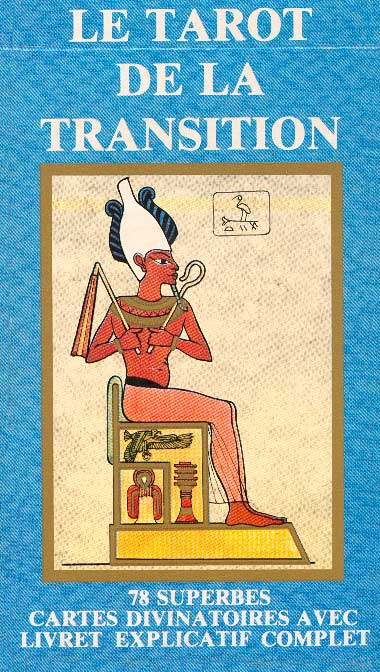 Le Tarot Egyptien de la Transition