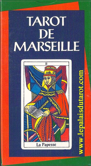 Le Tarot de Marseille AGMüller