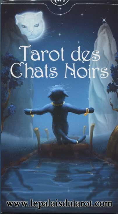 tarot chat noir