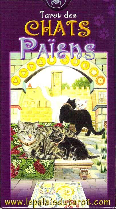Tarot des chats paiens