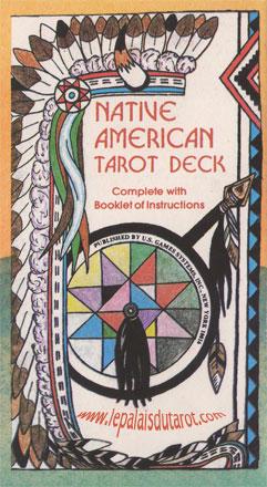 Tarot des indiens d'Amériques
