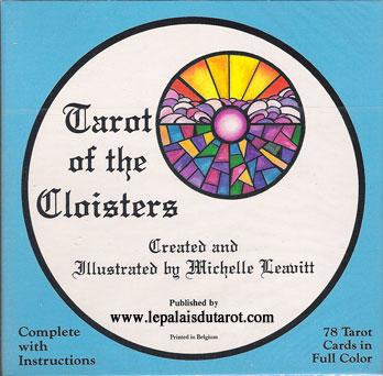 Tarot des Cloîtres