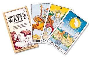 Le Tarot Universal Waite