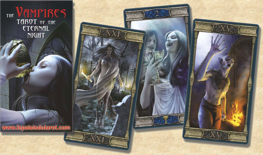 tarot des vampires de la nuit eternelle Vampires-tarot-of-the-eternal-night