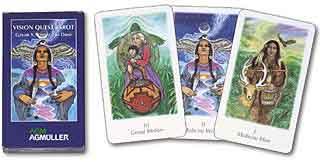 Tarot Vision Quest